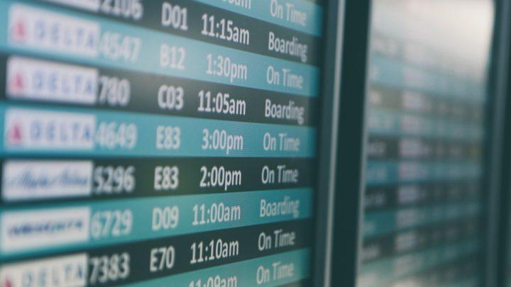 История о женщине, которая, к счастью, опоздала на самолет