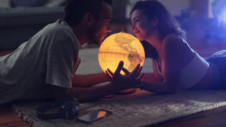 Забавная ситуация: как муж решил к жене позаигрывать