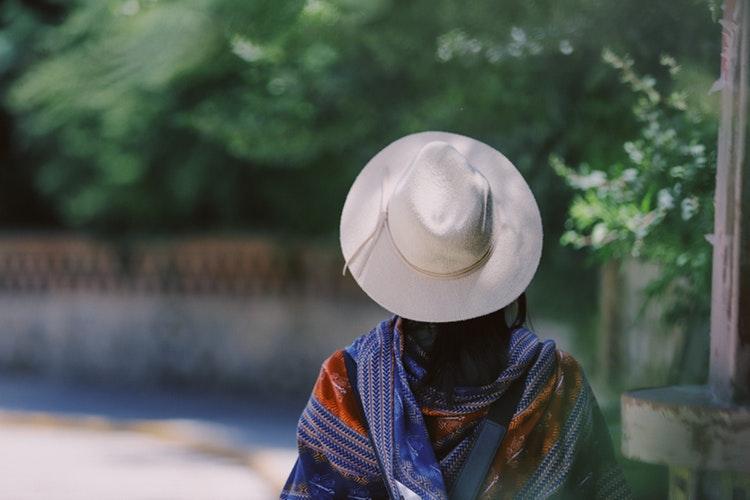 Юмористическая история: бабушка и ее новая шляпка