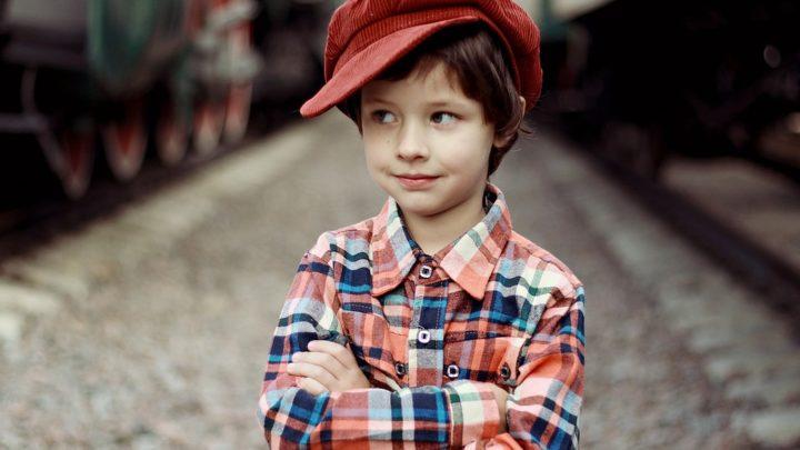 Смешная история о том, как 5-летний мальчик братика не хотел