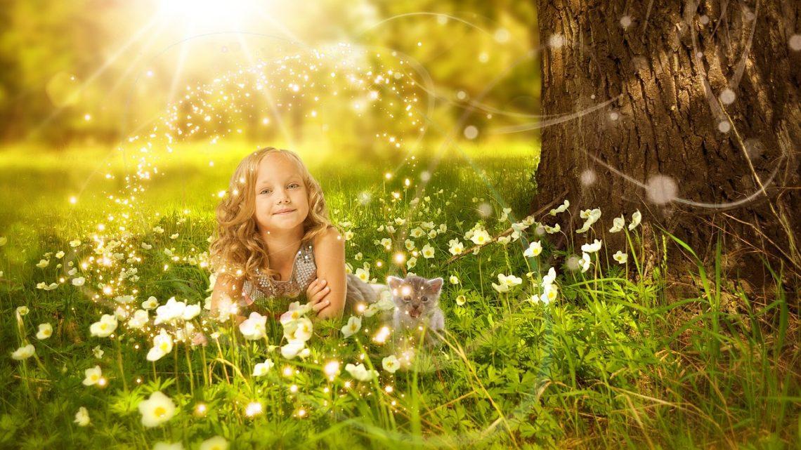История про подвиг маленькой девочки
