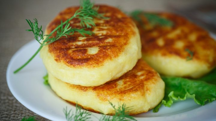 Аппетитные картофельные зразы