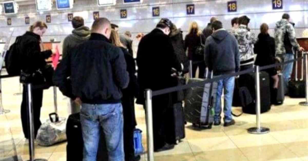 Аэропортные хитрости