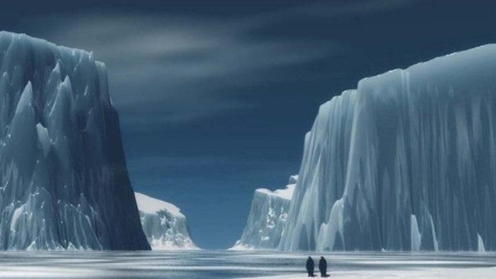 ТОП самых невероятных находок ученых в Антарктиде