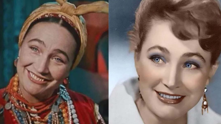 89 лет-это не помеха, чтобы вскружить головы мужчинам. Людмила Хитяева-актриса, которая сыграла знаменитую «Солоху».