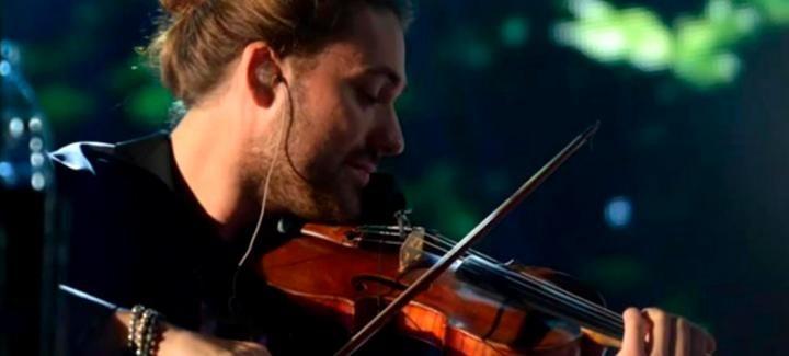 «Чардаш» в исполнении одного из лучших скрипачей Дэвида Гарретта