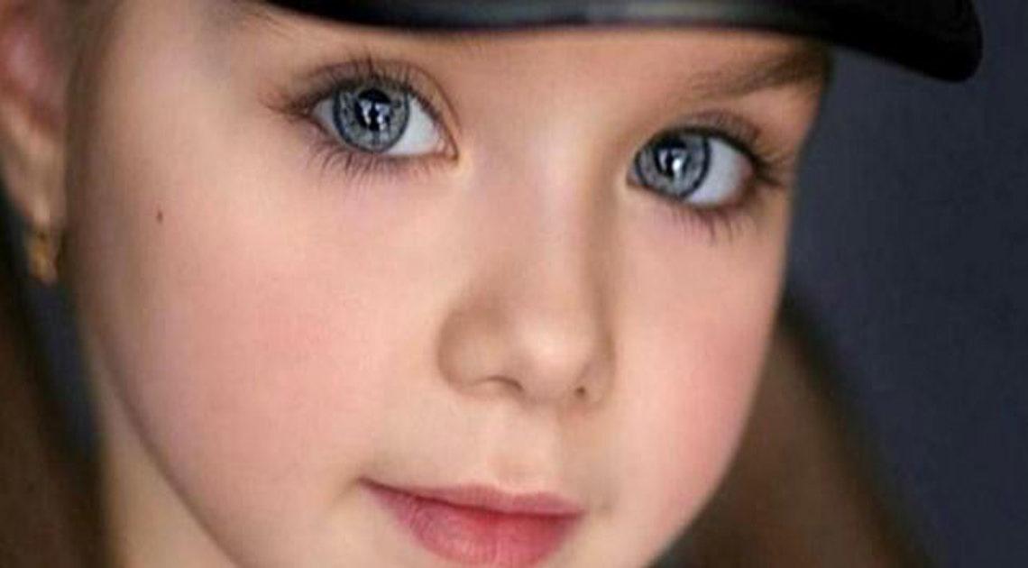 Самая красивая в мире девочка