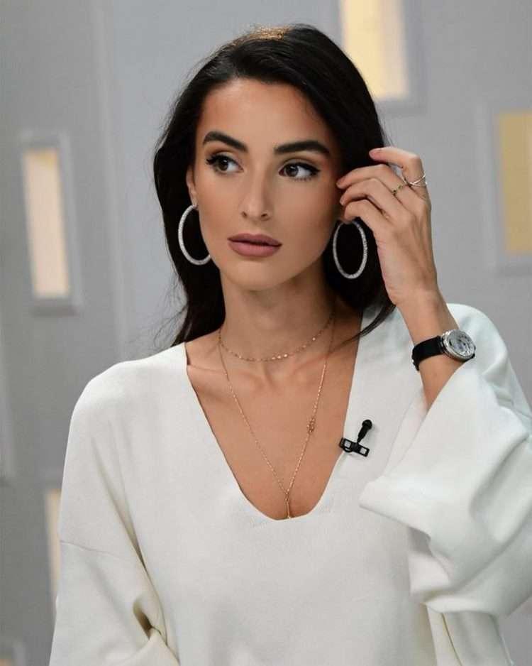 Cамая красивая грузинская девушка